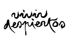 Vivir Despiertos caligrafía 2