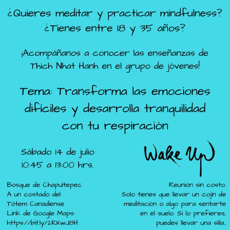 Meditación 14 de julio
