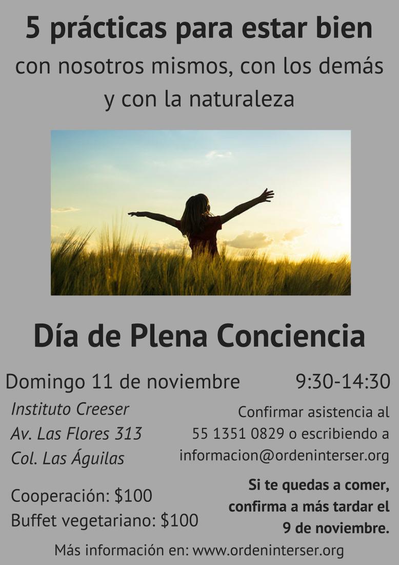 DPC 11 noviembre - 5 prácticas para estar bien