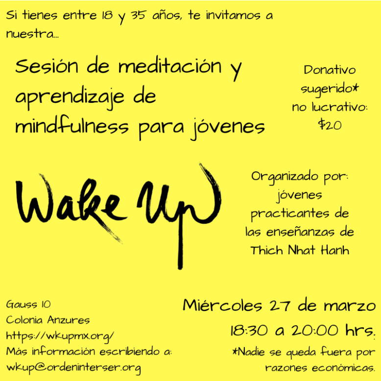 Wake Up Polanco 27-03-19